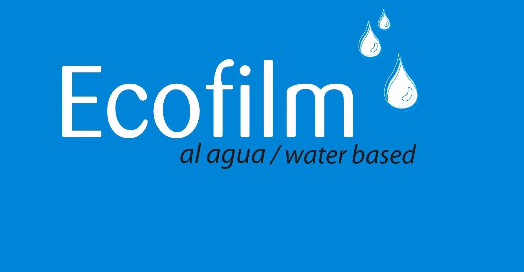 Ecofilm, la pintura al agua de Iris