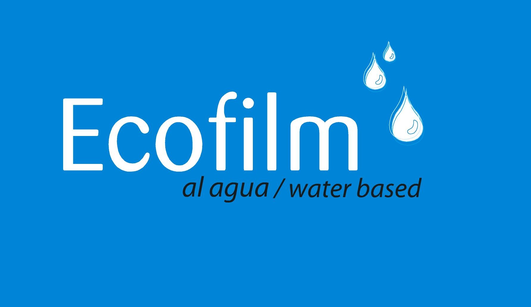 Ecofilm, la vernice a base d'acqua di Iris
